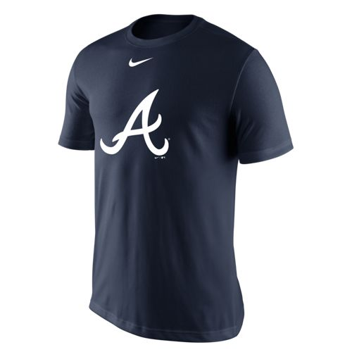 Nike Men's Atlanta Braves Legend Logo T-shirt