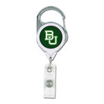 WinCraft Baylor University Retractable Badge Holder - view number 1
