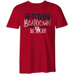 Image One Men's University of Houston H-Town Beatdown T-shirt