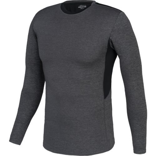 Display product reviews for BCG Men's Long Sleeve Fitted Compression T-shirt