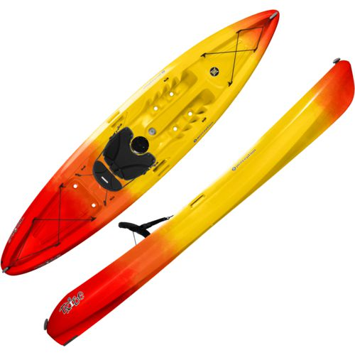 "Perception Tribe 11.5 11'5"" Kayak"