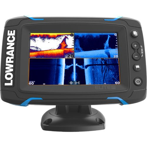 Lowrance Elite 5 Ti TotalScan Fishfinder/GPS Combo - view number 3