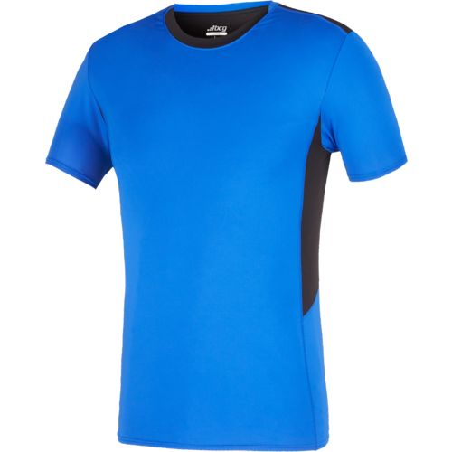 Display product reviews for BCG Men's Fitted Compression Short Sleeve Crew Neck T-shirt