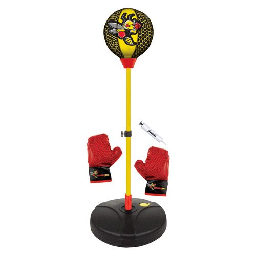 Franklin Stinger Bee Kids' Floor-Standing Speed Bag Set
