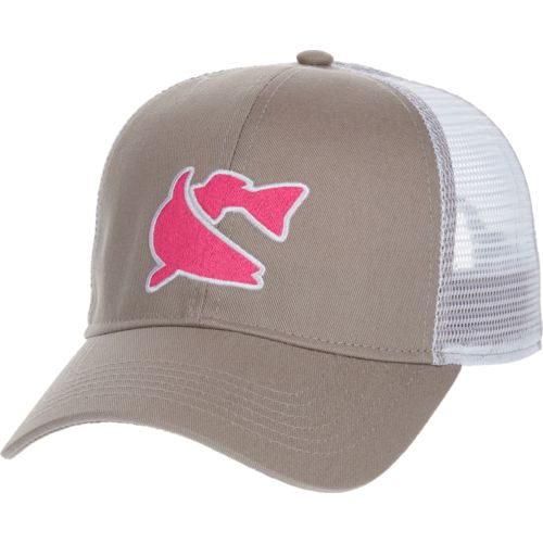 CCA Men's Fish Logo Trucker Cap