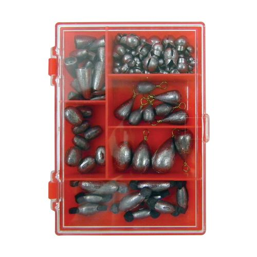 Eagle Claw Sinker Assortment