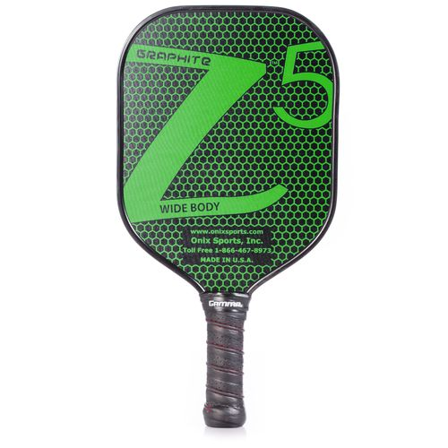 Display product reviews for Onix Graphite Z5 Pickleball Paddle