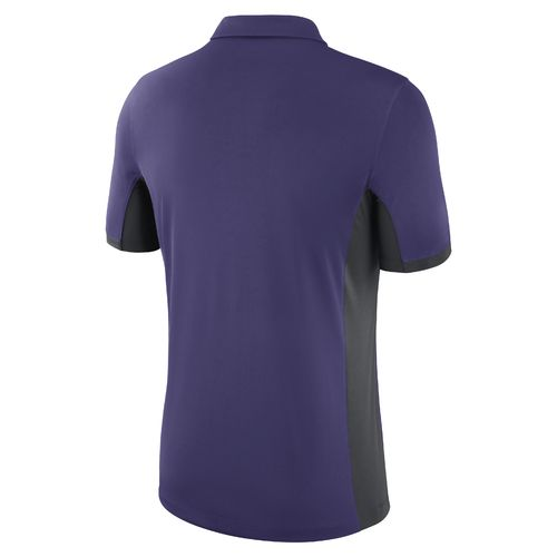 Nike™ Men's Kansas State University Dri-FIT Evergreen Polo Shirt - view number 2