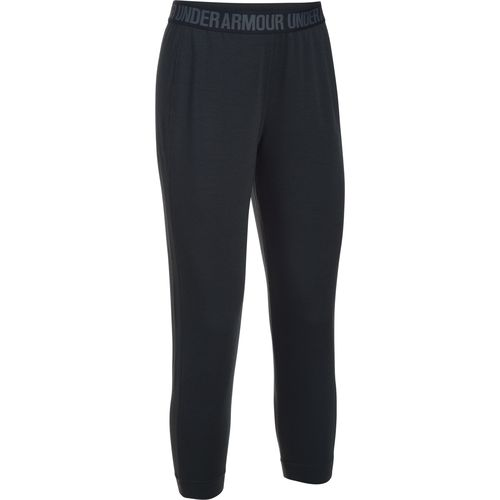 Under Armour Women's Featherweight Fleece Crop Pant