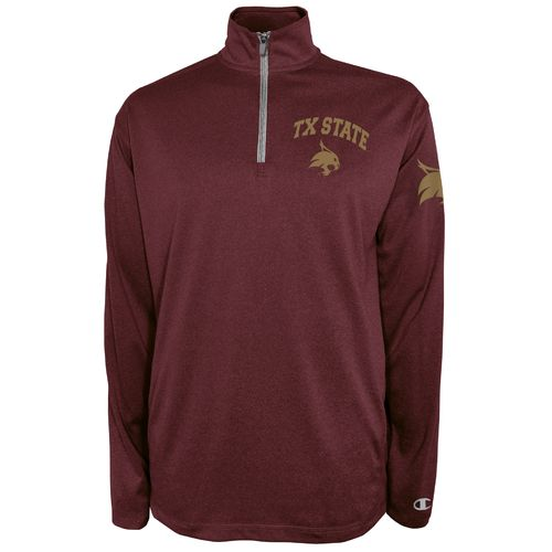 Champion™ Men's Texas State University Victory 1/4 Zip Pullover