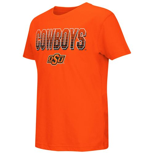 Colosseum Athletics™ Youth Oklahoma State University Gack Short Sleeve T-shirt
