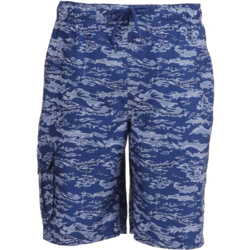 O'Rageous Men's Whirl E-boardshort