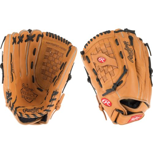 Display product reviews for Rawlings Select Series 13 in Slow-Pitch Softball Glove Left-handed