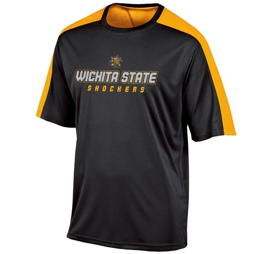 Champion™ Men's Wichita State University Colorblock T-shirt