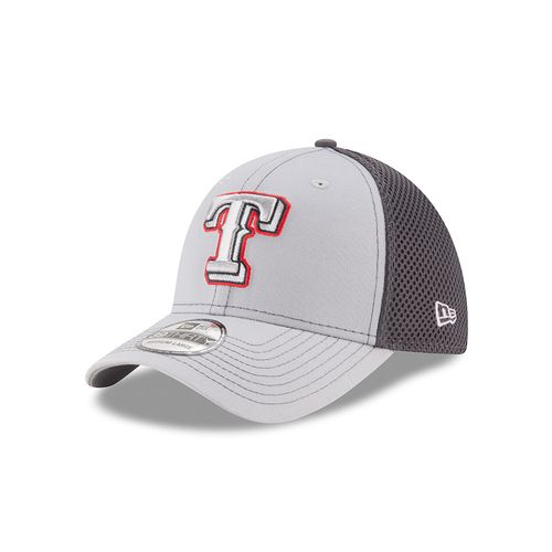 New Era Men's Texas Rangers Grayed Out Neo 2 Cap