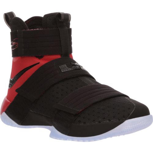 Nike Men's LeBron Soldier 10 Basketball Shoes - view number 2