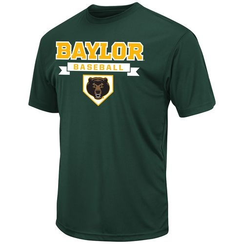 Colosseum Athletics™ Men's Baylor University Baseball T-shirt