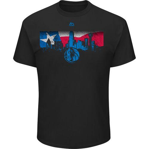 Majestic Men's Dallas Mavericks True Dedication T-shirt