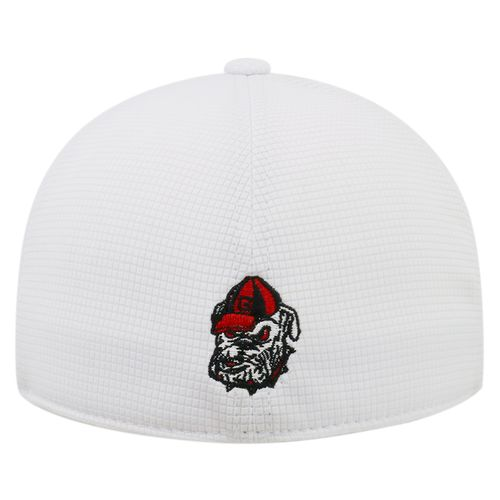 Top of the World Men's University of Georgia Booster Plus Flex Cap - view number 2