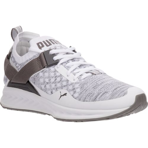 PUMA Men's Ignite evoKNIT Low Training Shoes - view number 2