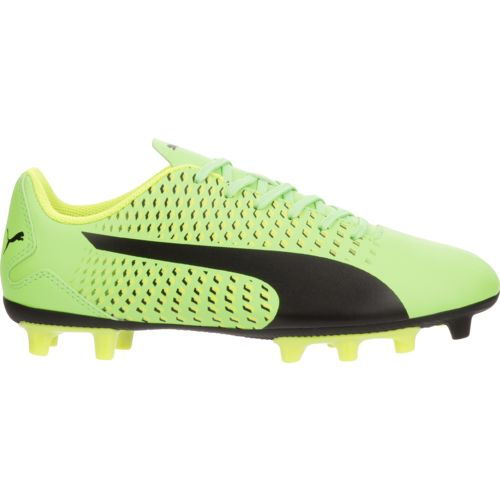 Display product reviews for PUMA Boys' Adreno III FG Jr Soccer Shoes