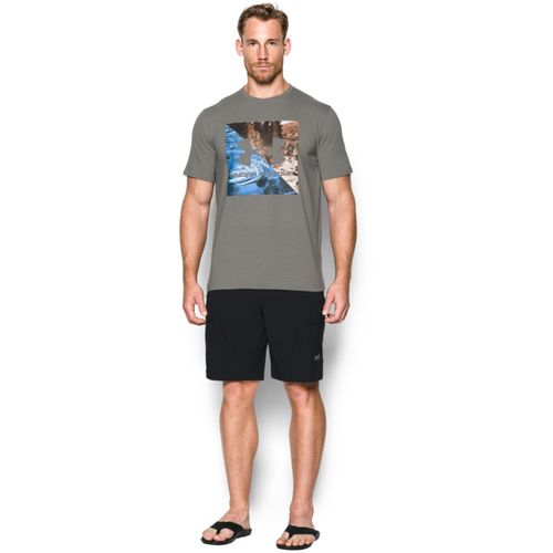 Under Armour Men's Fresh Water Photo Reel T-shirt - view number 4