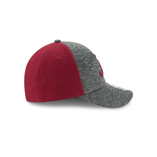 New Era Men's University of Alabama Shadow Blocker 39THIRTY Cap - view number 5