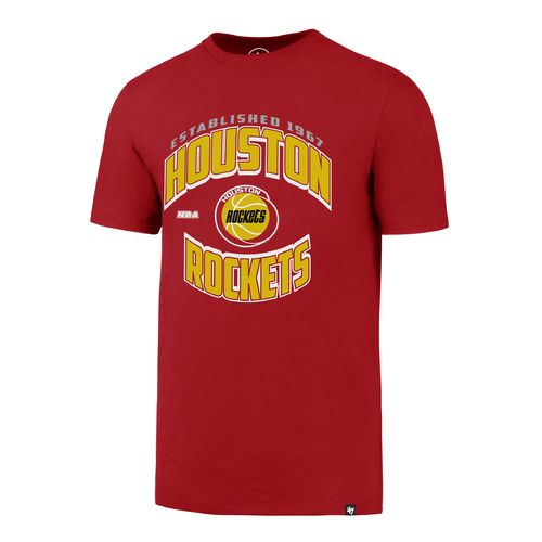 '47 Houston Rockets Classic Est. 1967 Diamond King Splitter T-shirt