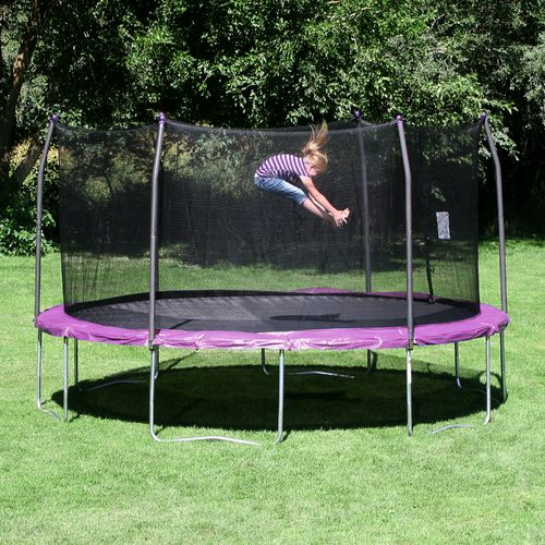Skywalker Trampolines 15 Ft Round Trampoline With