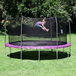 Skywalker Trampolines 15 ft Round Trampoline with Enclosure - view number 8