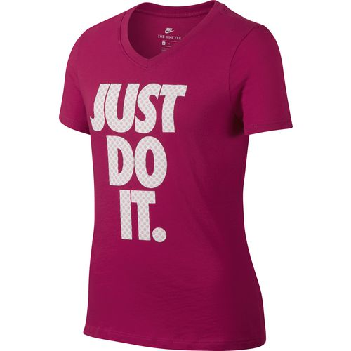 Nike Girls' Breathe Just Do It T-shirt