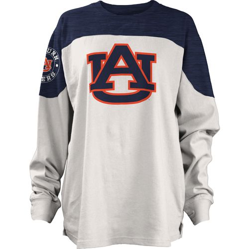 Three Squared Juniors' Auburn University Cannondale Long Sleeve T-shirt