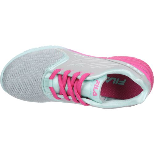 Fila™ Girls' Broadwave TN Training Shoes - view number 4