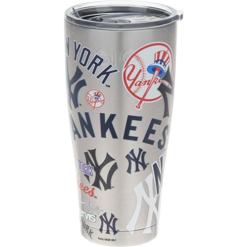 Tervis New York Yankees 30 oz Edge Stainless-Steel Tumbler - view number 1