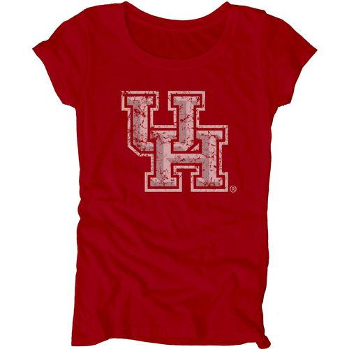 Blue 84 Juniors' University of Houston Mascot Soft T-shirt
