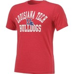 Colosseum Athletics Men's Louisiana Tech University Vintage T-shirt - view number 3