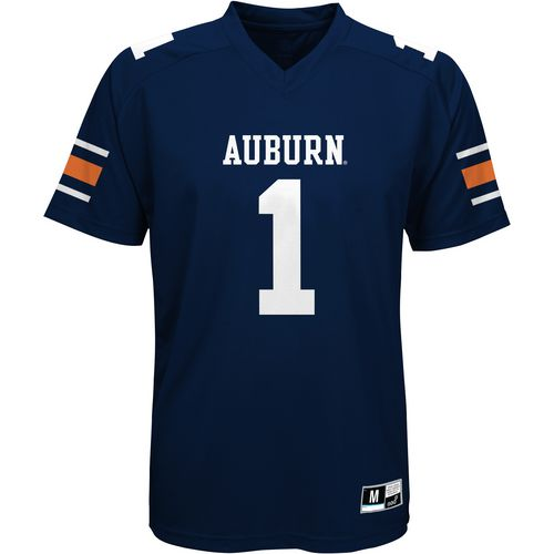 Gen2 Boys' Auburn University Football Jersey Performance T-shirt