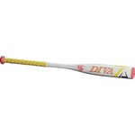 Louisville Slugger Girls' Diva 2018 Fast-Pitch Aluminum Alloy Softball Bat -11.5 - view number 5