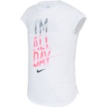 Nike Girls' I'm All Day Modern T-shirt - view number 3