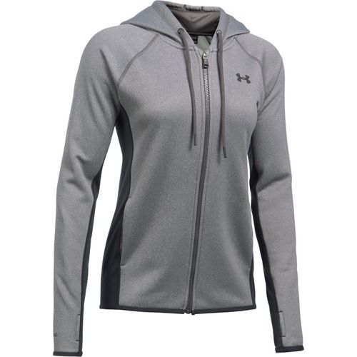 Under Armour Women's Armour Fleece Full Zip Solid Training Jacket