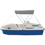 Sun Dolphin 5-Seat Pedal Boat with Canopy - view number 3