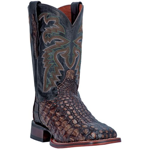 Dan Post Men's Everglades SQ Caiman Skin Western Boots