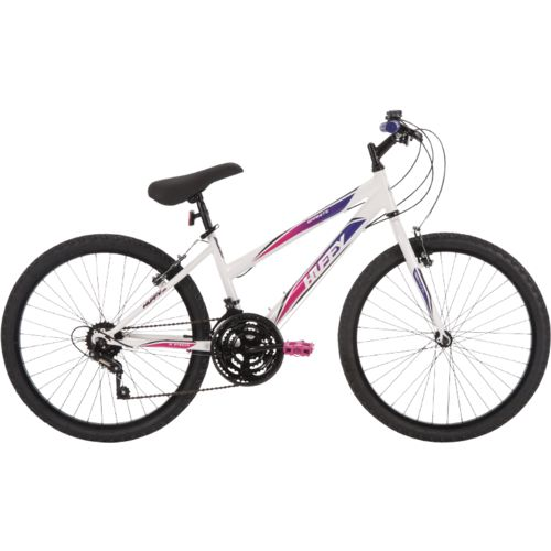 Huffy Girls' Granite 24 in 15-Speed Mountain Bicycle