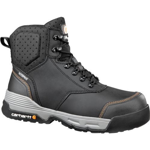 Carhartt Men's Force 6 in Contrast Stitch Composite Toe Work Boots - view number 1