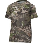Under Armour Boys' Scent Control Tech Hunting T-shirt - view number 3