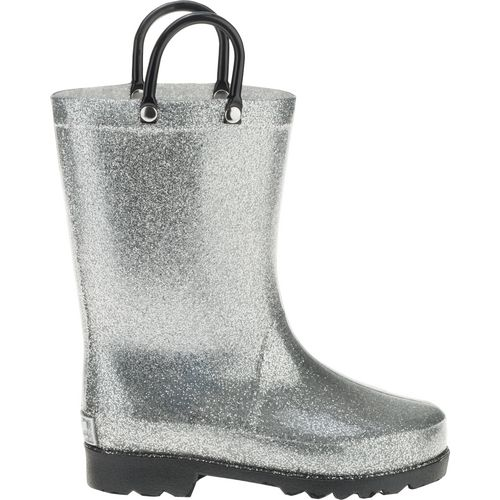 Austin Trading Co. Toddler Girls' Glitter PVC Boots