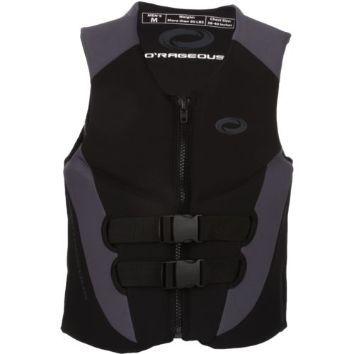 O'Rageous Men's Neoprene Life Vest - view number 1