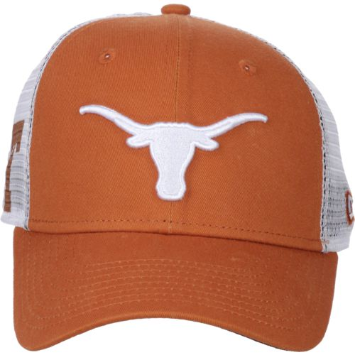 New Era Juniors' University of Texas 9FORTY Trucker Duel Cap