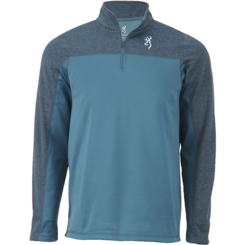 Display product reviews for Browning Men's 1/4-Zip Pullover