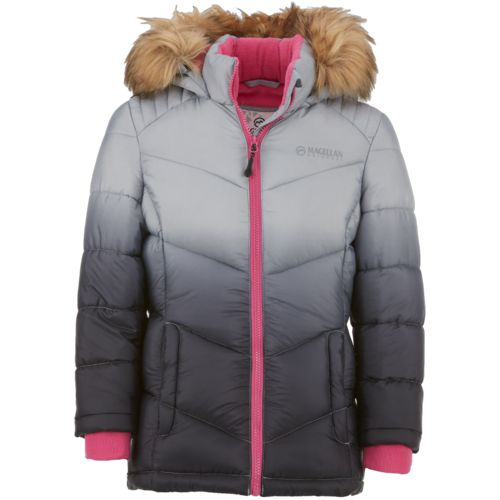 Magellan Outdoors Girls' Puffer Jacket - view number 1